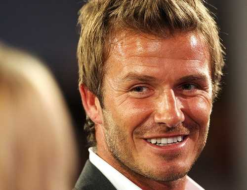 50 David Beckham Photos 2010