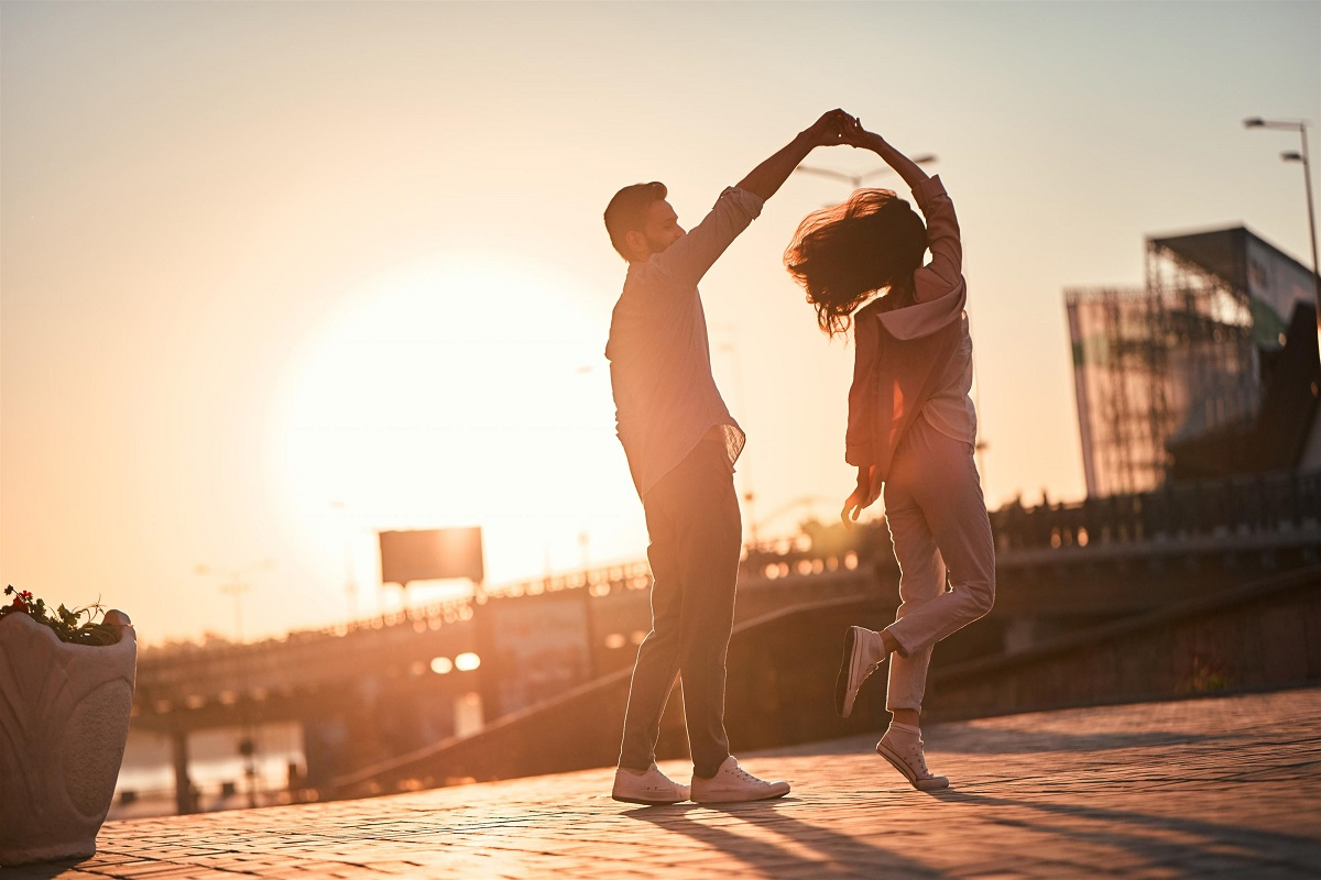 Weight Management Steps: Do the Dance