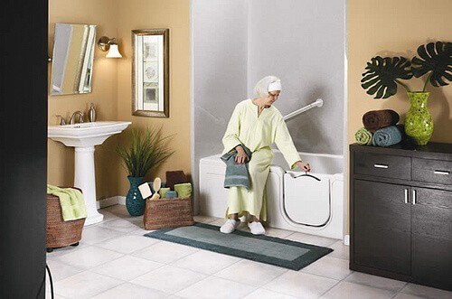 Safety mats safety mats for elderly for Bathroom designs elderly