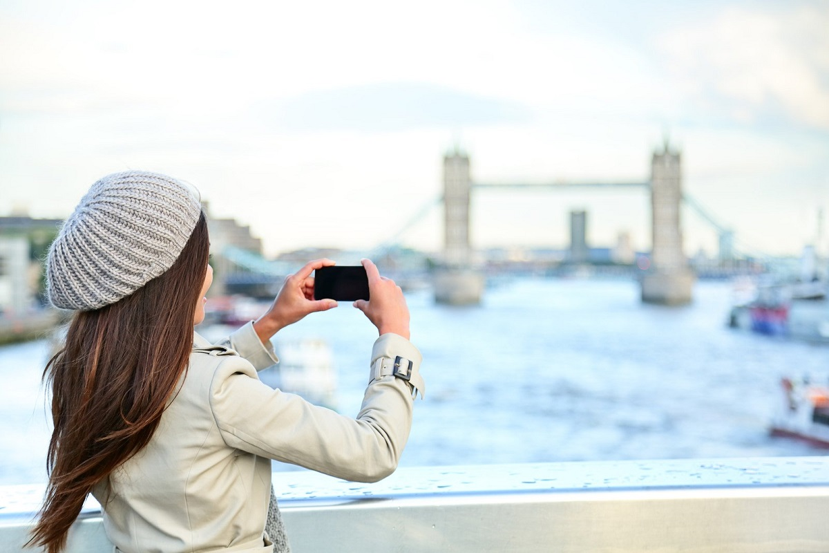 Brief Guide to Taking Photos in London
