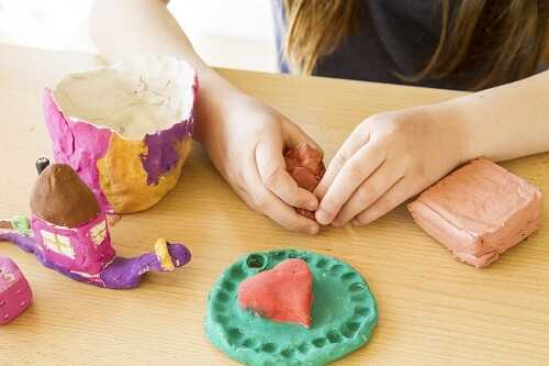 Discover and Rediscover Dough Crafts