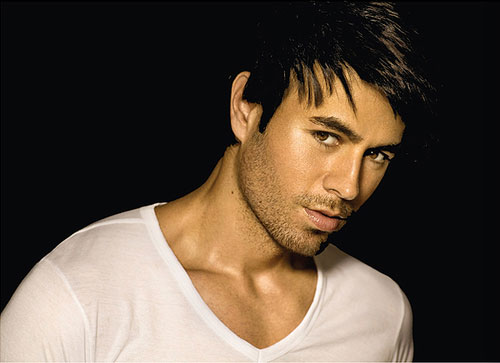 Enrique Iglesias attends Azzaro Party in Madrid