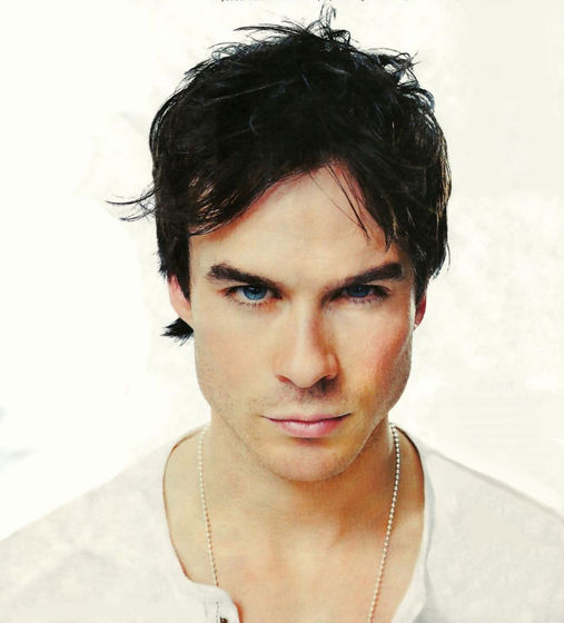 Ian Somerhalder sexy look