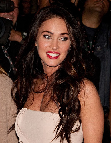 Megan Fox attends at the International Film Festival in Toronto 2010