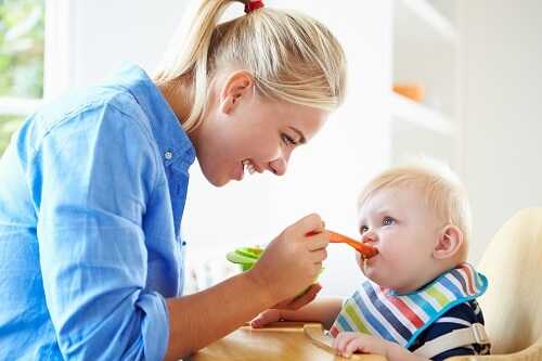 Baby Led Weaning Eco Friendly Feeding