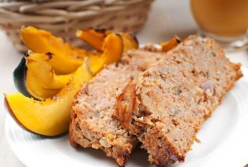 Low Fat Tasty Turkey Meatloaf