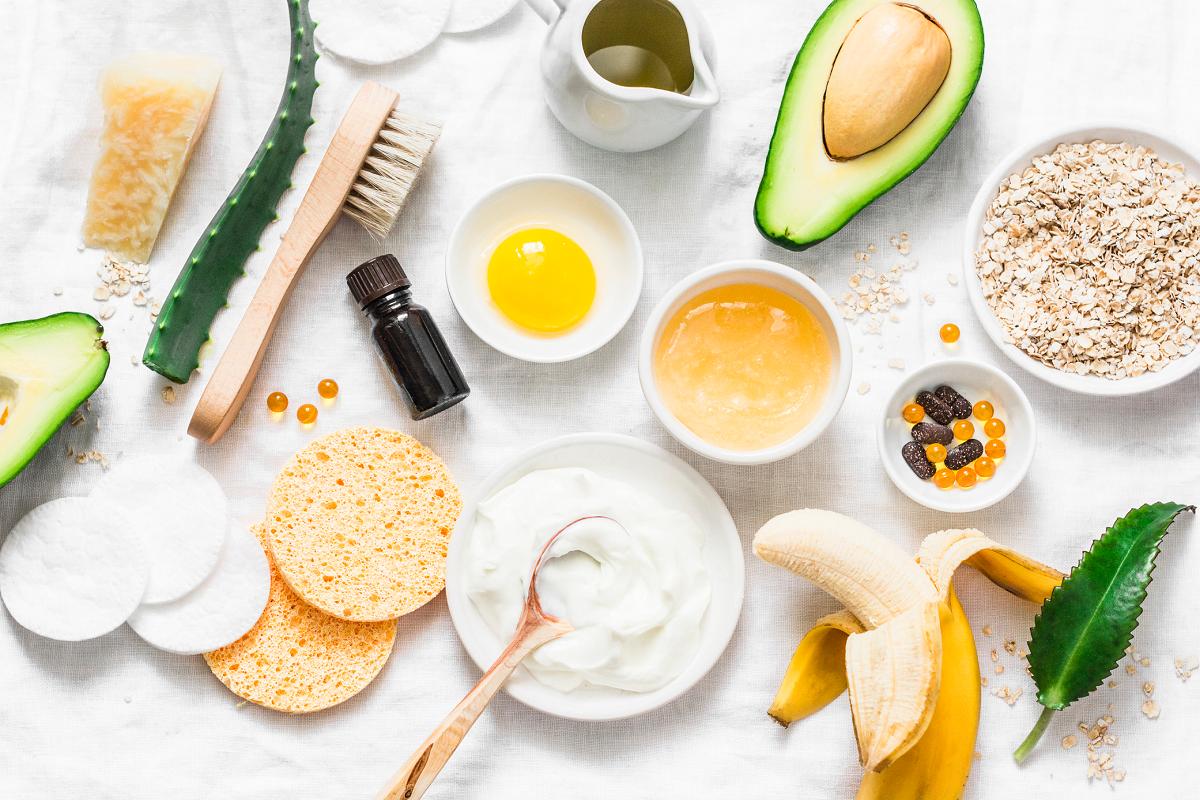 4 Inexpensive Kitchen Hair Remedies