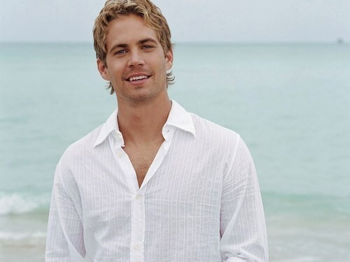 paul walker  his