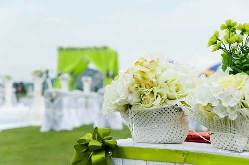 Tips on Planning a Green Wedding