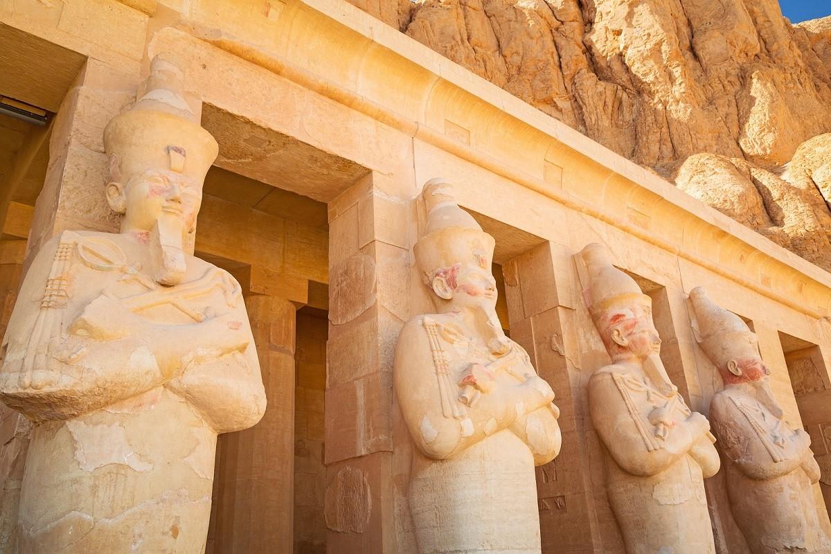 Powerful Women in History: Egyptian Queen Hatshepsut