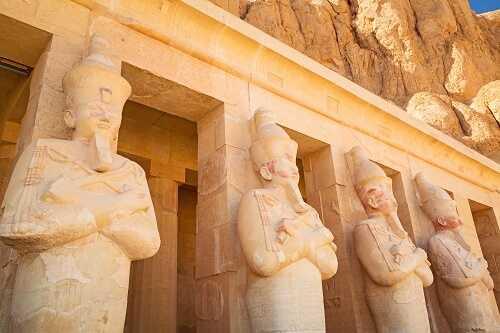 Powerful Women in History Egyptian Queen Hatshepsut