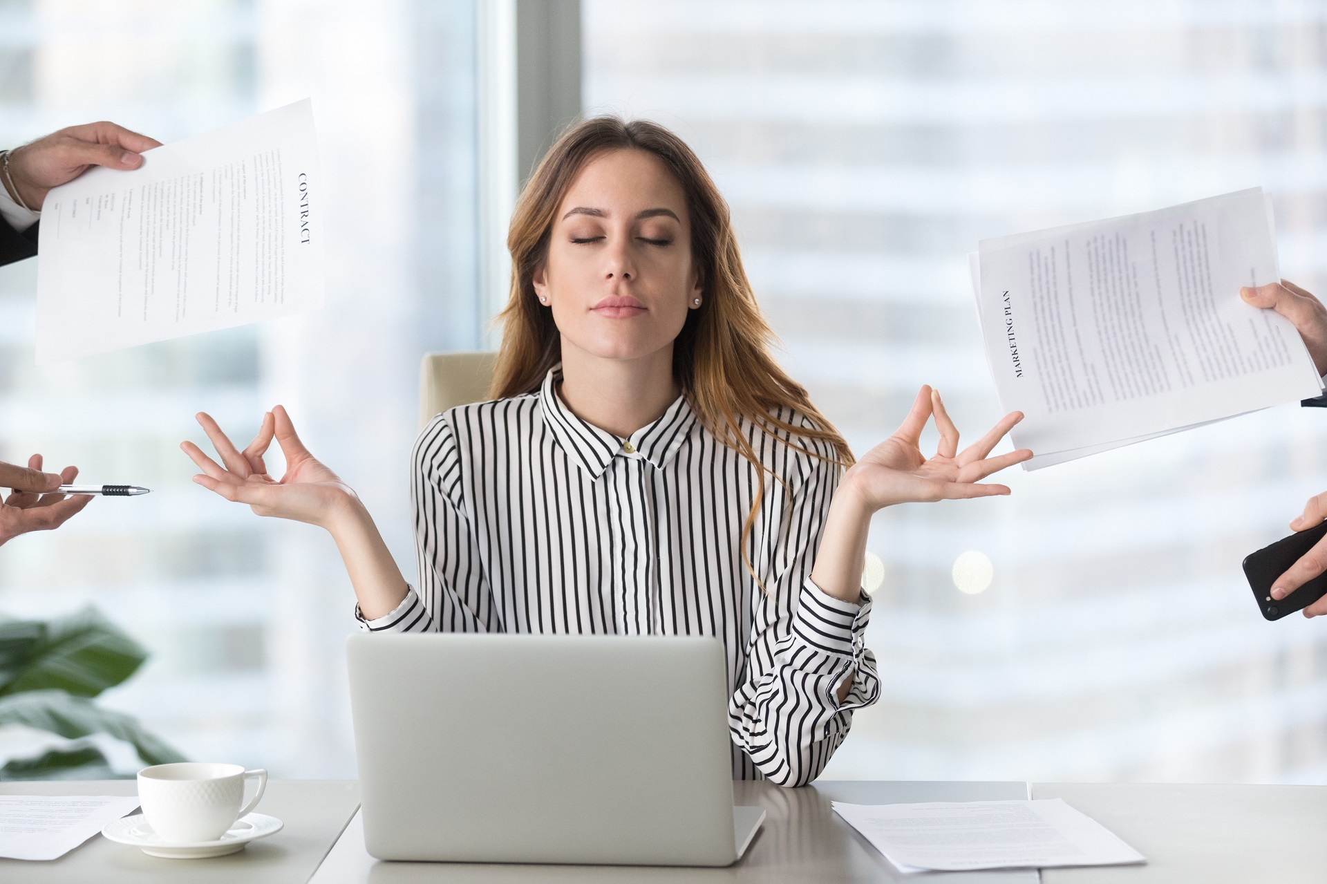 Stress Management for the Workplace