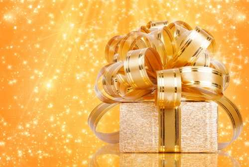 Gifts you want
