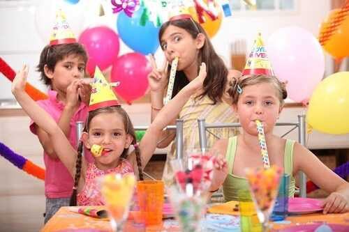 How to Survive a Children's Party