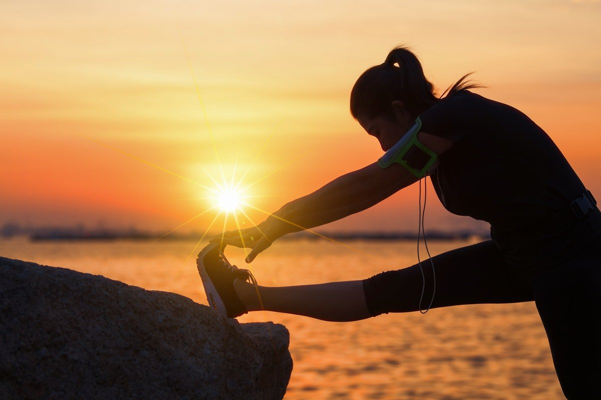3 Safety Tips for Outdoor Evening Exercise