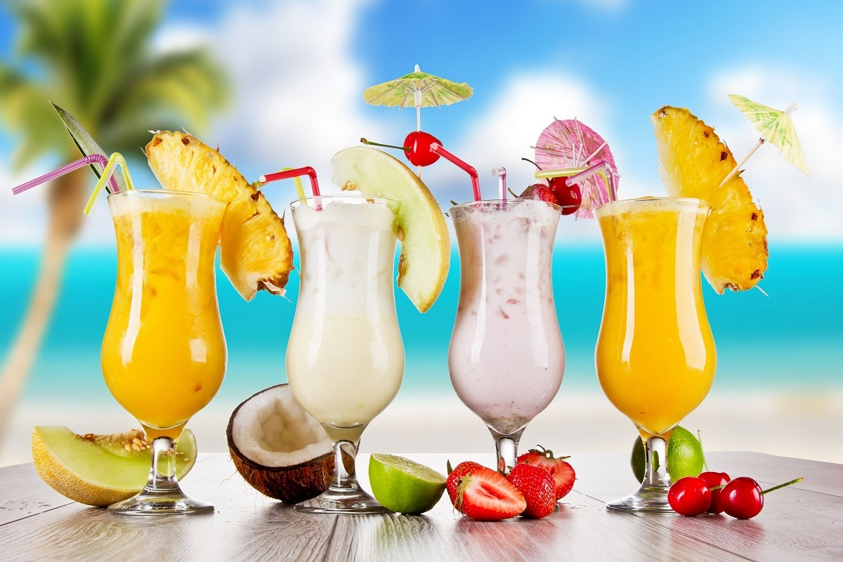 7 Healthy Drink Recipes to Try This Summer