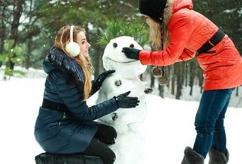 Awesome Things You Can Do When It's Snowing