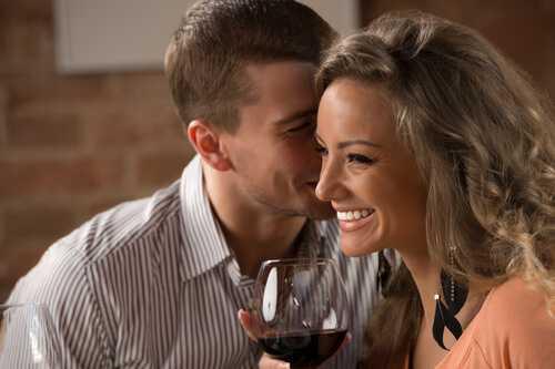 Closeness - Body Language Flirting Signs