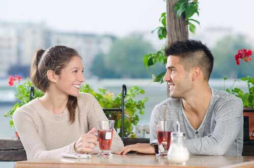 Dilated pupils - Body Language Flirting Signs
