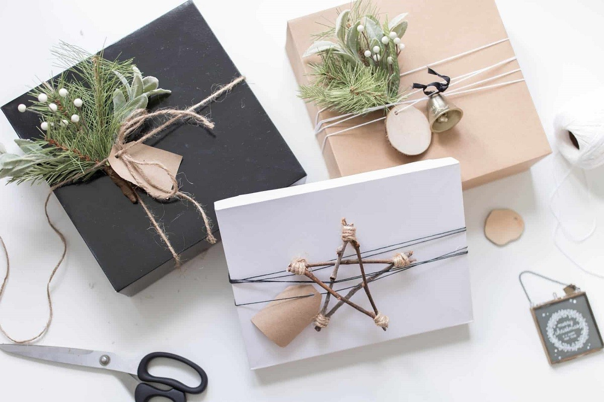 8 Creative Gift Wrapping Ideas