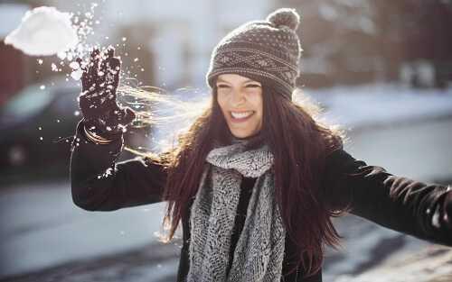 Brighten Your Dark Winter Wardrobe