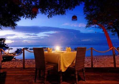 Plan a romantic dinner