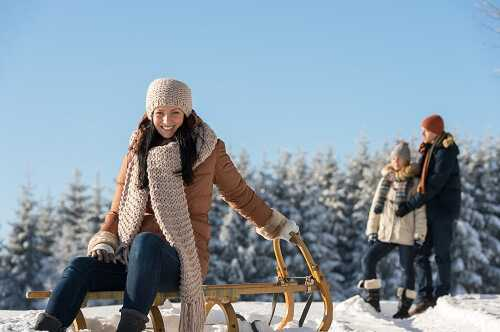 Tips for Staying Cheerful This Winter