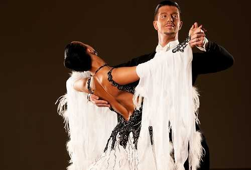 Foxtrot dance
