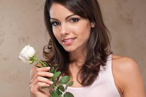 Women send themselves flowers on February 14