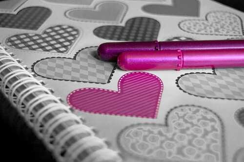 Write love notes for your kids
