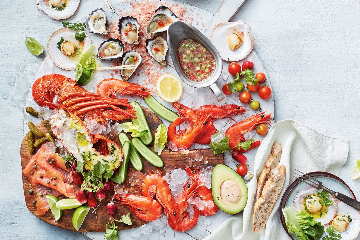 7 Health Benefits of Eating Seafood
