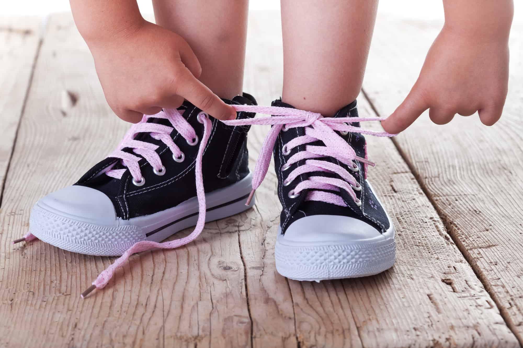 7 Tips for Choosing Shoes for Children