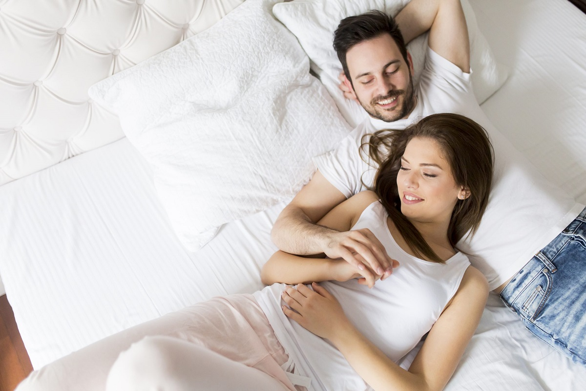 8 Unexpected Moves in Bed Men Adore