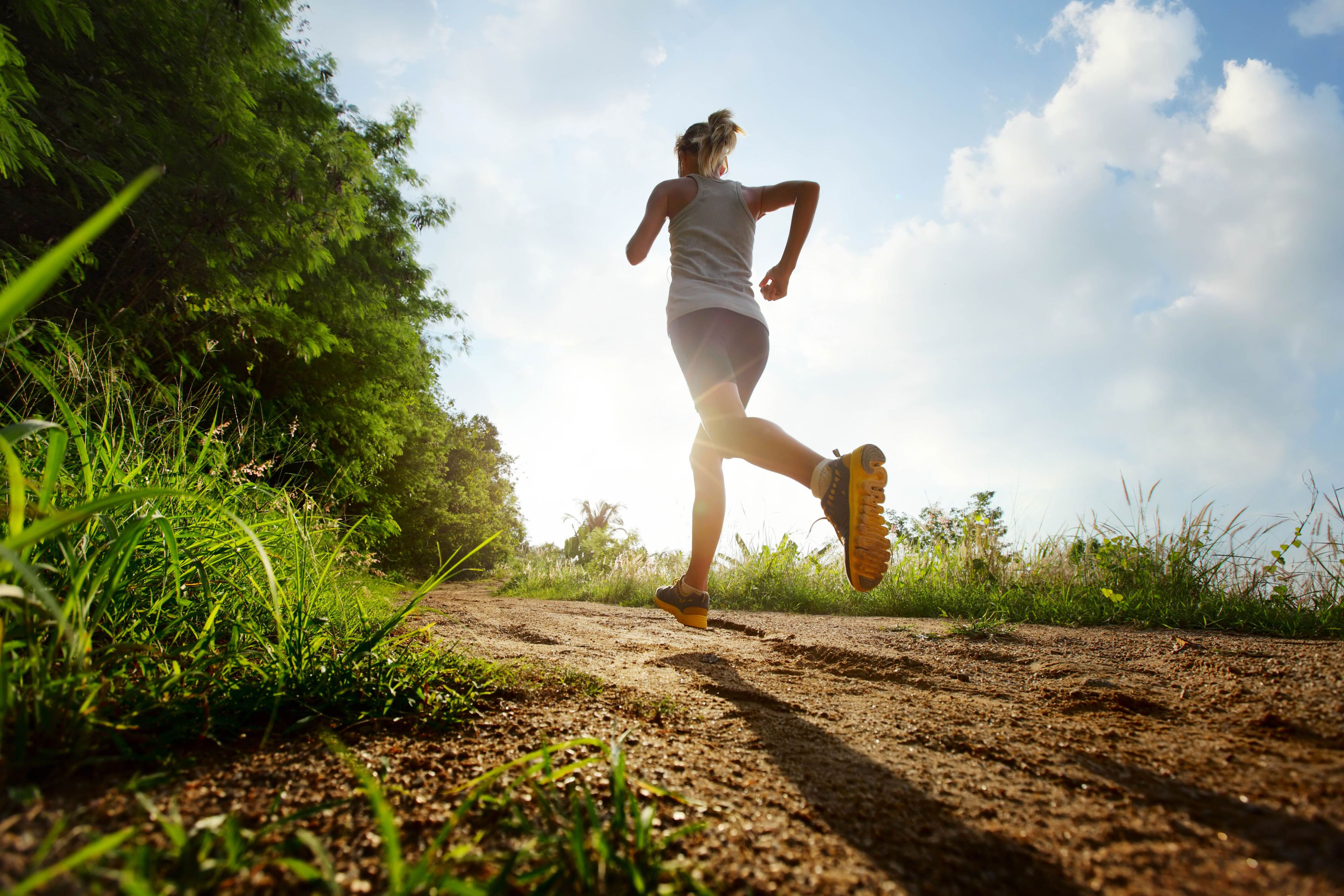 9 Ways to Become a Better Runner