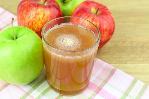 Health Benefits of Drinking Apple Juice