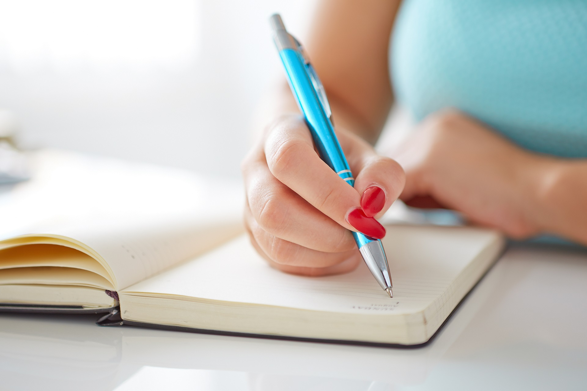 7 Reasons Why You Should Write a Diary