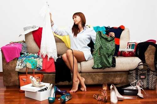 9 Tips for Girls Who Have a Stuffed Wardrobe but Have Nothing to Wear