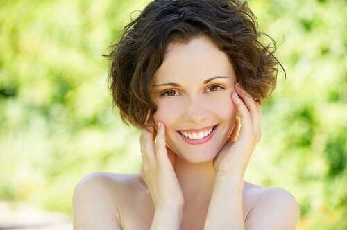 Enhance skin texture