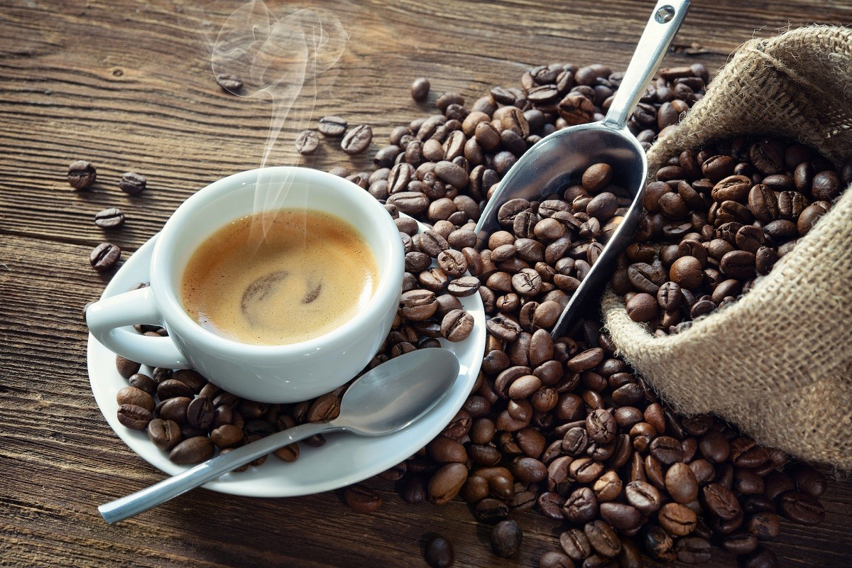 Perk Up Your Health With Plenty of Coffee