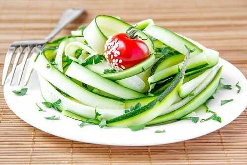 Pretty Amazing Health Benefits of Zucchini