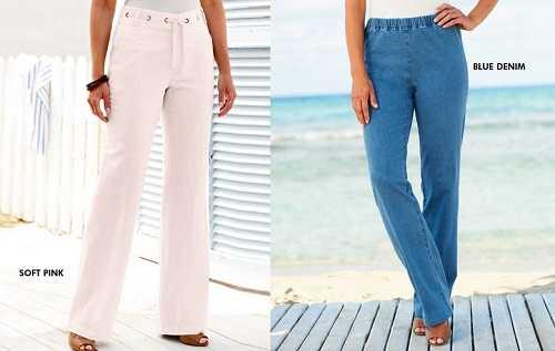 Capri Pants for Summer Chic