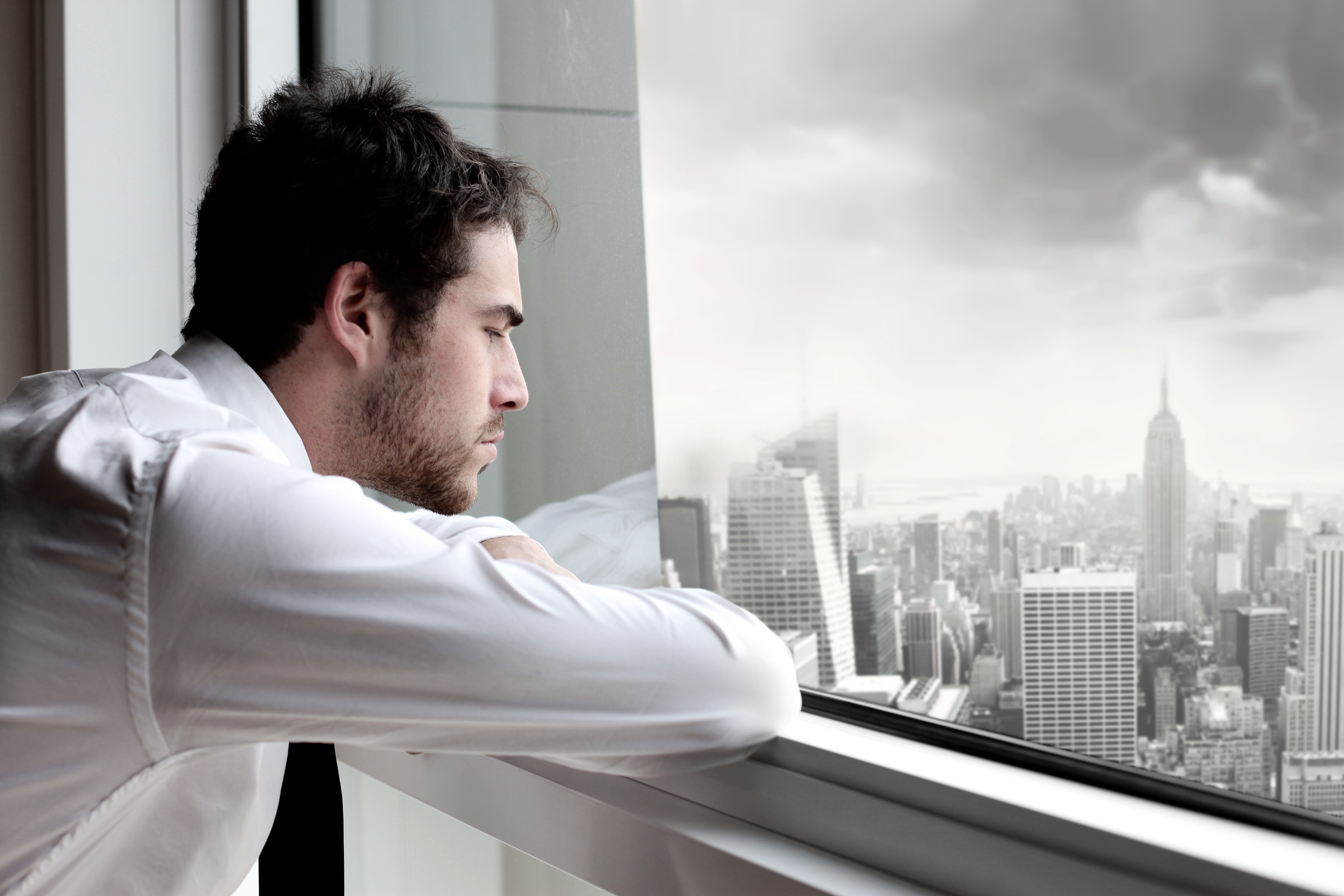 10 Ways Men Handle Breakups