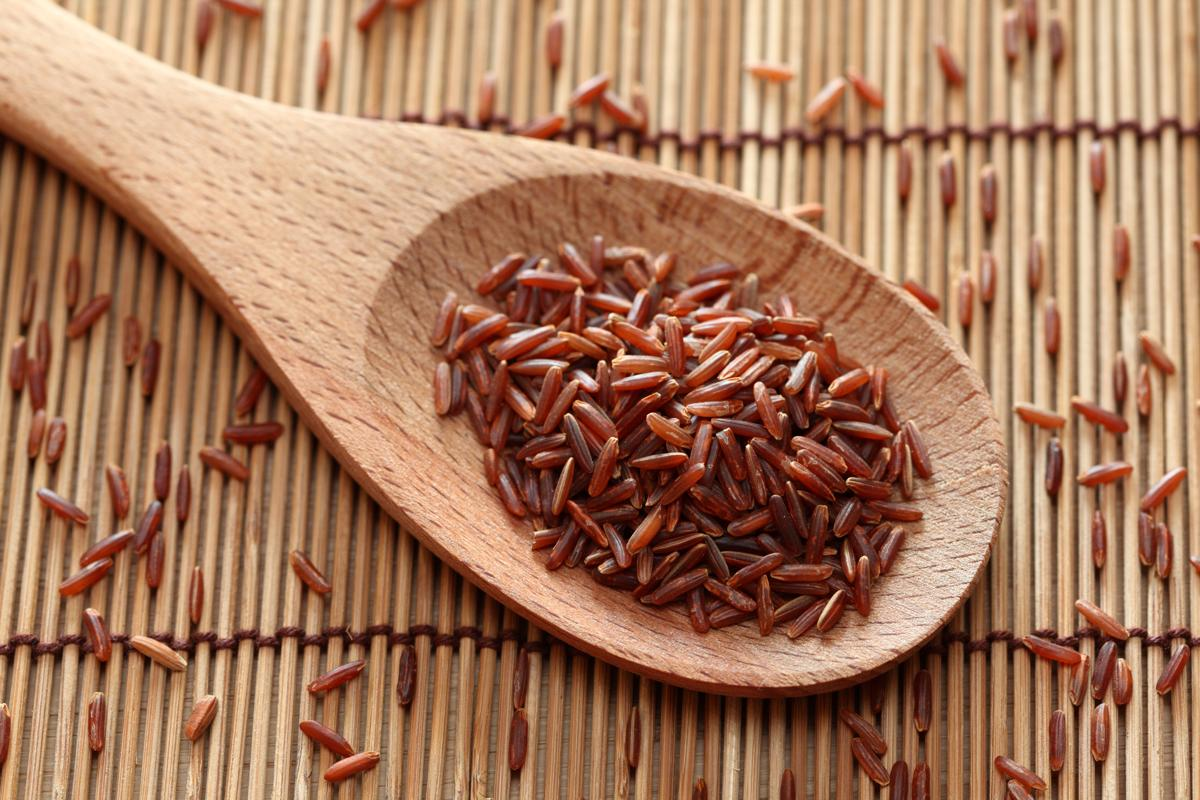 8 Healthy Benefits of Red Rice