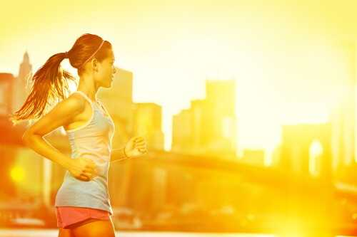 Ways Running Relieves Stress