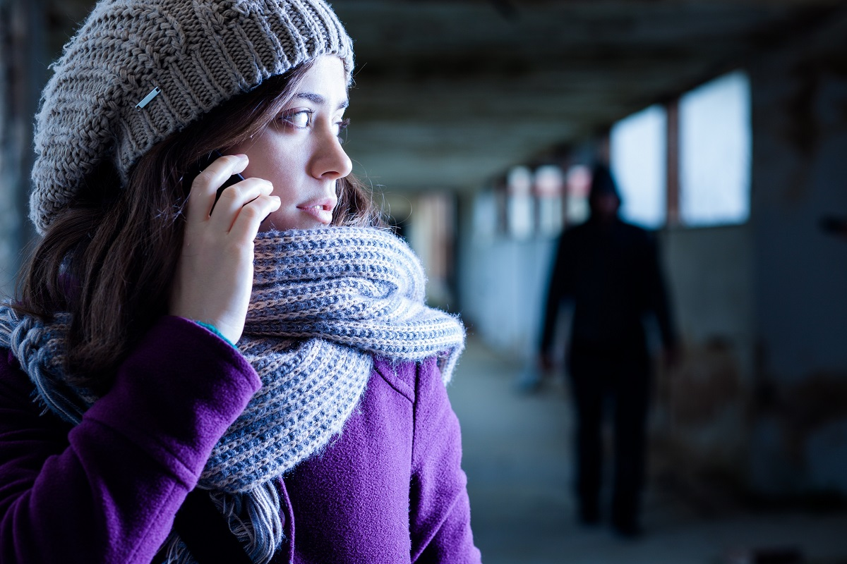 6 Signs You Are Being Stalked