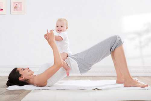 Best Ways to Get Back into Shape after Giving Birth