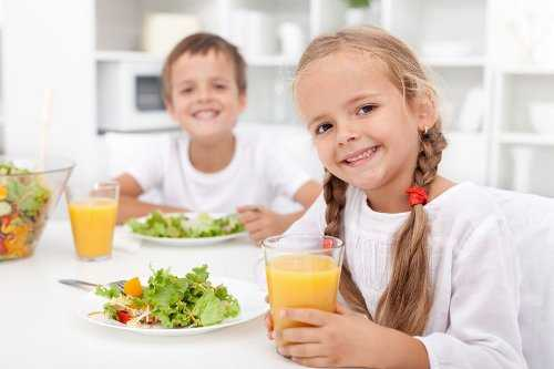 Tips for Dealing with Vegetarian Children