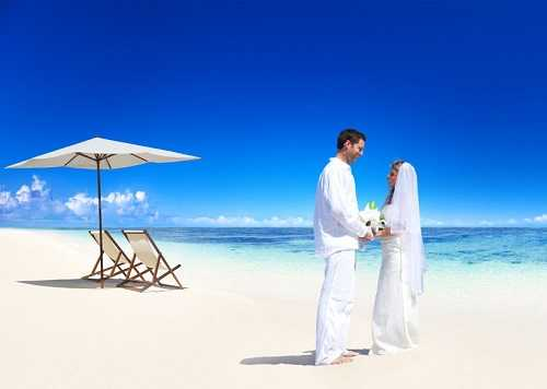 You and your partner practice different religions