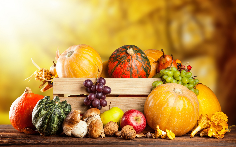 4 Autumn Veggies You Should Try