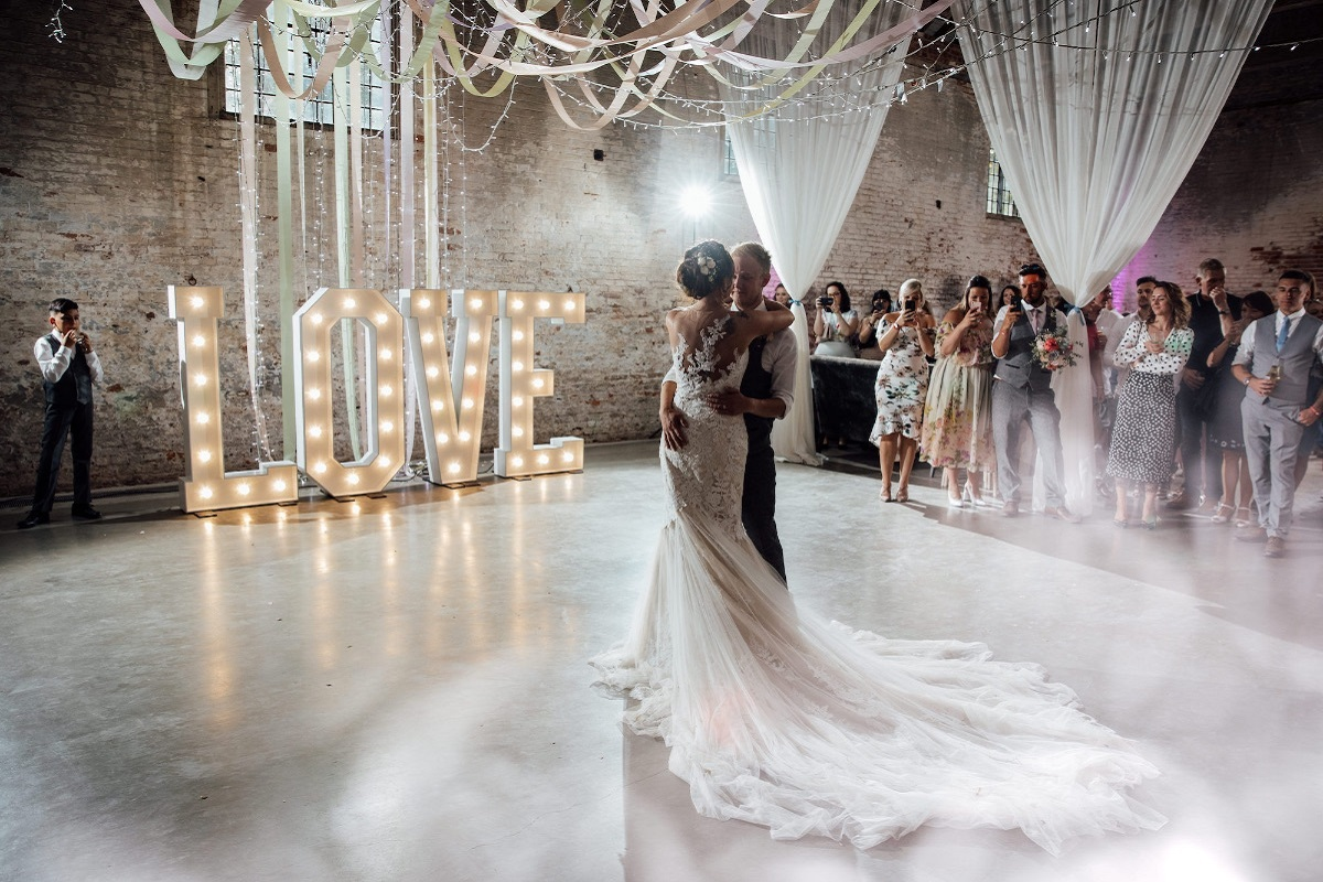 5 Alternative First Dance Songs for Your Wedding